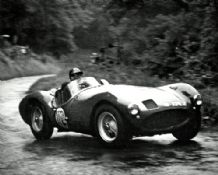 HWM Jaguar - 1956 Shelsley Walsh 16.6. 56 Abecassis (a)